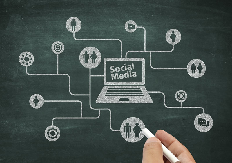 How to Use Financial Content on Twitter, Facebook & Linkedin